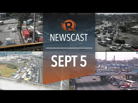 Rappler Newscast: NLEX traffic, Enrile hospital arrest, new supermassive dinosaur