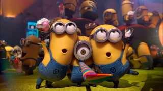 Despicable Me 1 & 2 - Bo Do Bleep - Minions Song