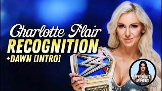 Charlotte Flair - Recognition + Dawn [Intro] (Official WM 34 Theme)