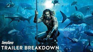 Aquaman - Official Trailer 1 Breakdown in Hindi | SuperSuper