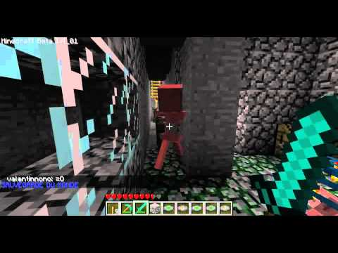 Minecraft - Les MDC 12 donjon + piège = disques jour/nuit (niveau difficile)