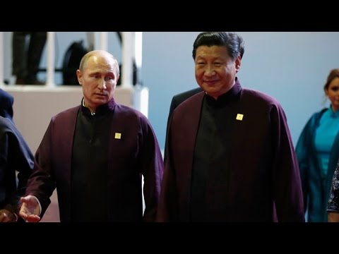 APEC 2014: Vladimir Putin, Xi Jinping & Obama Together! | APEC Summit 2014, Beijing