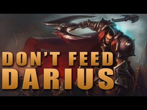 Don't Feed Darius - Champion Spotlight Alternative