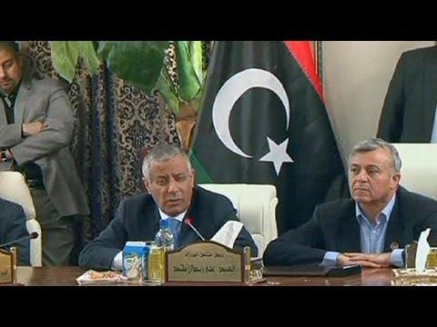 Libye: libéré après un bref rapt, le Premier ministre appelle au calme