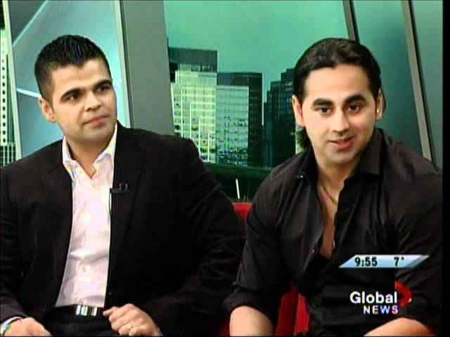 ECCW Bollywood Boyz on Global BC - Ring Ka King