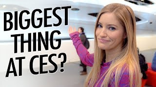 THE BIGGEST THING AT CES?!