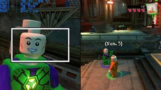 HP Omen 15-CE054NA, Geforce 1050 Ti, i7-7700HQ, LEGO DC Super villains Benchmark
