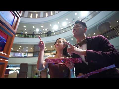 발렌타인 데이에 홍콩 하버시티에서 만나는 초콜릿 트레일 홍보 영상