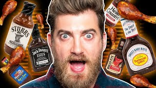 Ultimate BBQ Sauce Taste Test
