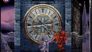 Castlevania: Dawn of Sorrow - Zephyr