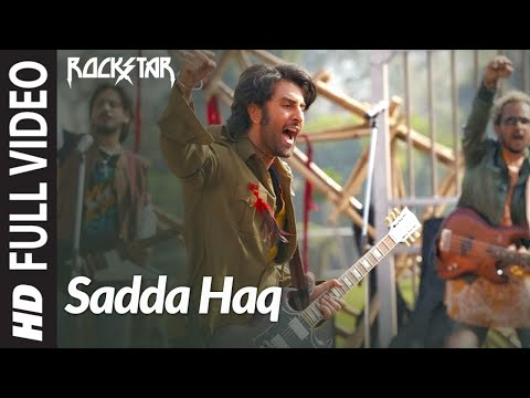 sadda Haq Rockstar (official Video Song) ranbir Kapoor video
