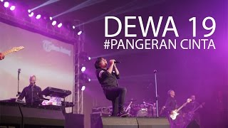 Dewa19 Pangeran Cinta #live Alila Solo