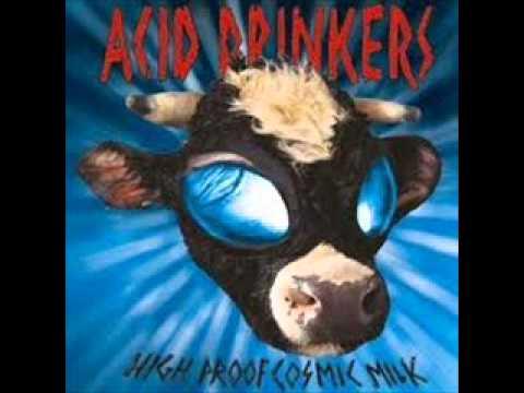 Acid Drinkers - Human Bazooka