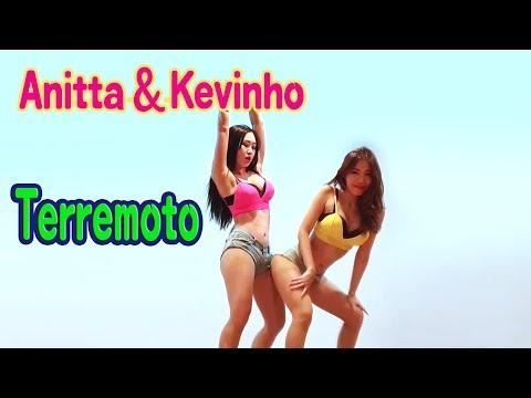 Anitta & Kevinho - Terremoto cover dance Waveya 웨이브야