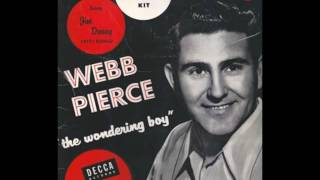 Watch Webb Pierce Broken Engagement video
