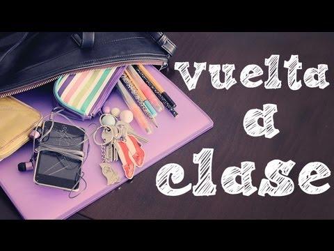 Vuelta a clase / Maquillaje + consejos