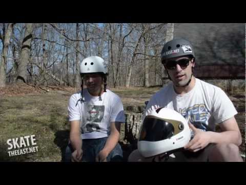 Longboarding: Triple 8 T8-Racer Downhill Helmet Review