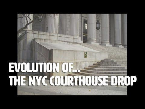 Evolution of... The Courthouse Drop