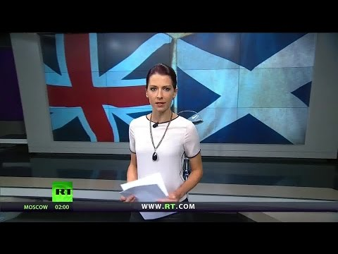 [455] Scotland's Breakup with Imperial England & Gov. Gary Johnson Sues Over Rigged Elections