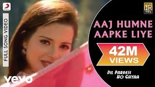 Dil Pardesi Ho Gaya - Chamcham Naachoongi  Video   Kapil, Saloni