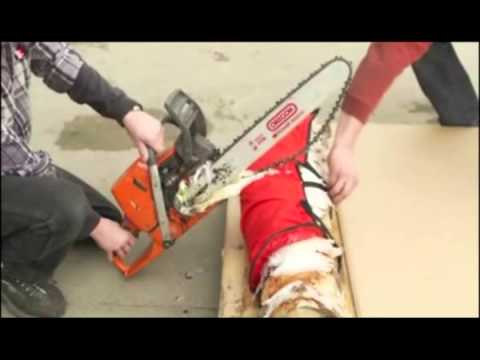 Labonville Chainsaw Safety