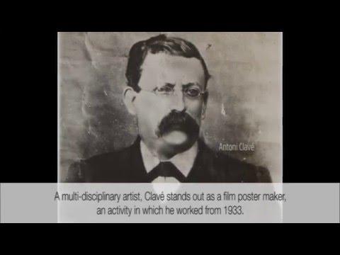 Antoni Clavé, film poster maker