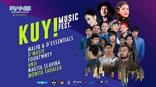 KUY MUSIC FESTIVAL 2019 - PRESS CONFERENCE