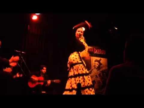 Claudia Cruz taranto - tangos casa patas