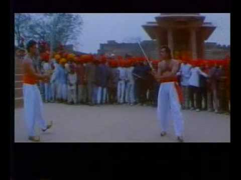 Tiger, Sanjay Dutt, [manjeet Singh] Vs Loin, Sunny Deol,[garry] video