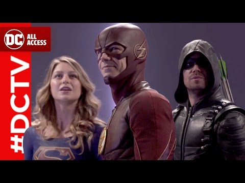 #DCTV IS BACK! Flashpoint Debuts + Team Arrow Is Broken
