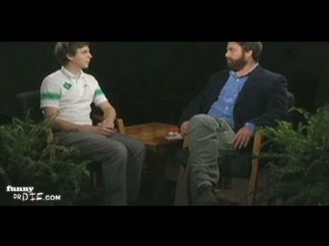 Zach Galifianakis, Between Two Ferns, Gets Comedy Central Special