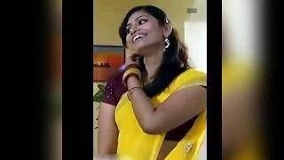 Serial actress krithika hot navel edit, chinna thambi varsha hot navel and cleavage carnival