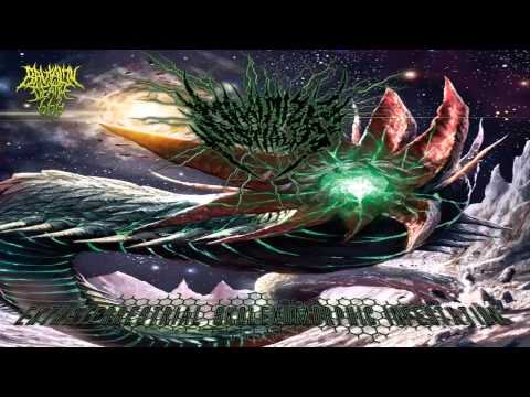 Maximize Bestiality - Extraterrestrial Skolexomorphic Infestation (2014) {full-album} video