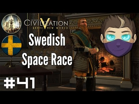 Civilization V: Swedish Space Race #41 - Culture Shock