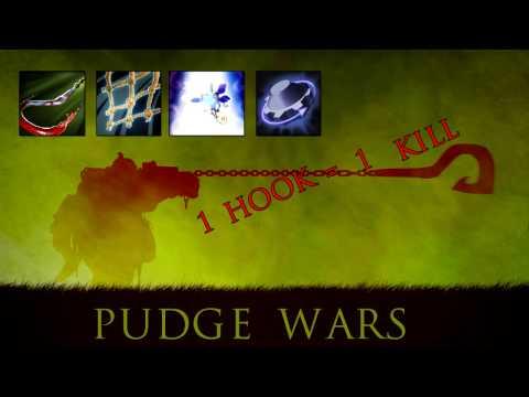 DOTA 2 - PUDGE WARS (Игротека)