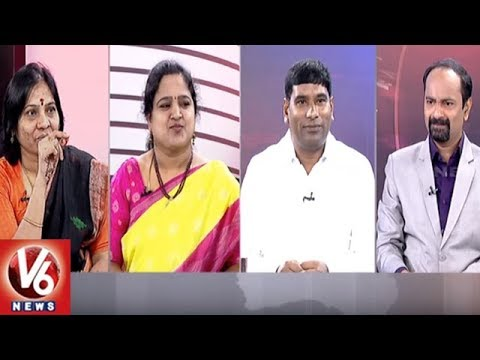 Special Debate On CM KCR Meeting WIth TRS MLA Candidates | Good Morning Telangana | V6 News