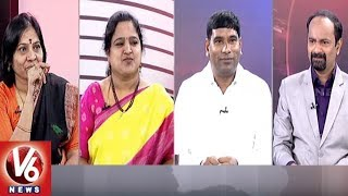 Special Debate On CM KCR Meeting WIth TRS MLA Candidates | Good Morning Telangana