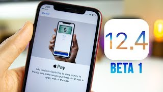 iOS 12.4 Beta 1 Released - What's New?
