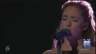 Download Lagu Brynn Cartelli moves on to final four on NBC's 'The Voice' Gratis STAFABAND