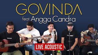Download lagu GOVINDA feat ANGGA CANDRA - HAL HEBAT (Live Acoustic)