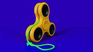 7 SIMPLE LIFE HACKS AND TRICKS WITH FIDGET SPINNERS