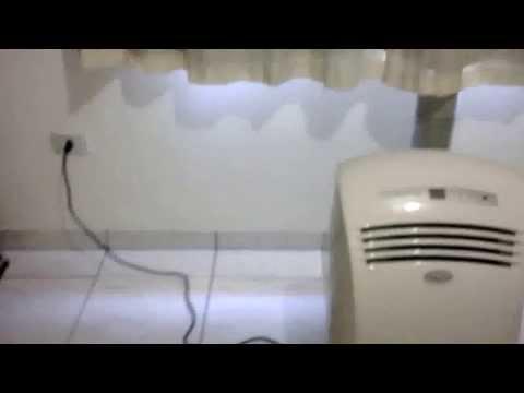Ar condicionado portátil splendid del piu 12.000btus
