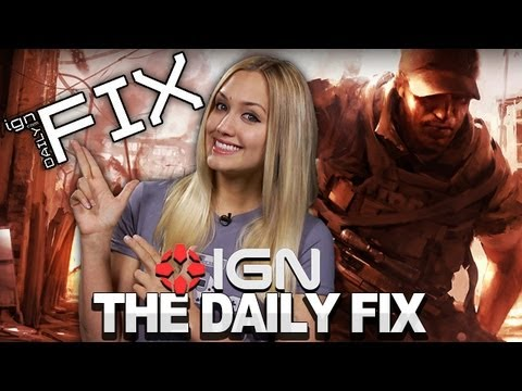 Battlefield 3 Aftermath Details & Is Apple Making a Controller - IGN Daily Fix 07.27.12