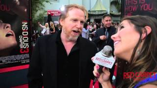 Courtney Gains at the World Premiere of Insidious Chapter 3 Movie #InsidiousChapter3 #Insidious