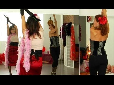 Lezione di burlesque con Mitzi Von Wolfgang | Missione: Seduzione by Lory Del Santo | pt 03 – 05