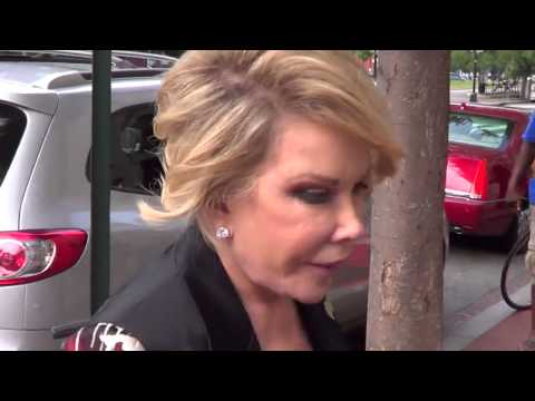 Joan Rivers: President Is Gay And Wife Is A Tranny video