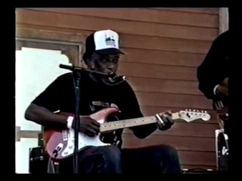 RL Burnside - Chicago Blues Festival (1995) Part 3