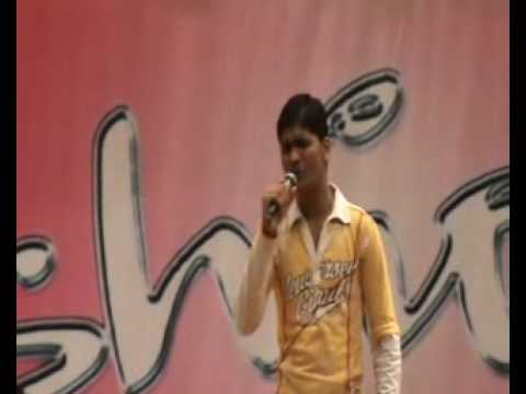 YE MANA MERI JAAN BY UTKARSH AGARWAL IN BEST VIDEO QUALITY..