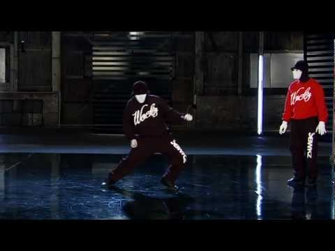 JABBAWOCKEEZ SCHOOL OF DANCE DVD SERIES TRAILER