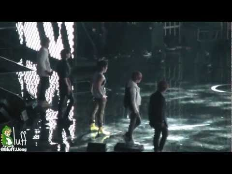 120101 MBC  SHINee is Back.avi Music Videos